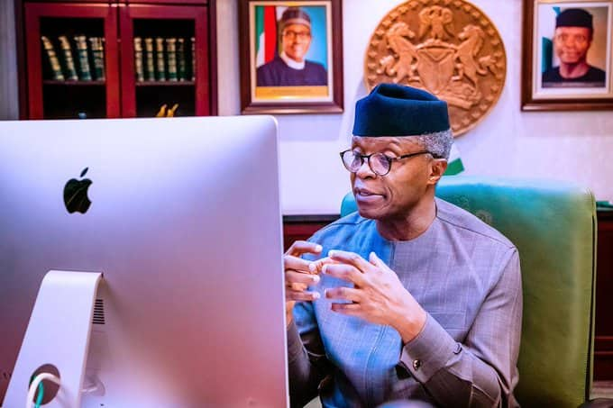 Nigerian govt announces committee to create jobs amid #EndSARS protest