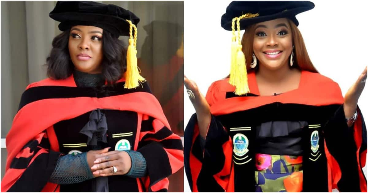 Image result for images of Helen Paul in graduation gown
