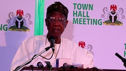Townhall meeting: Lai Mohammed says those sabotaging govt facilities will pay dearly for it