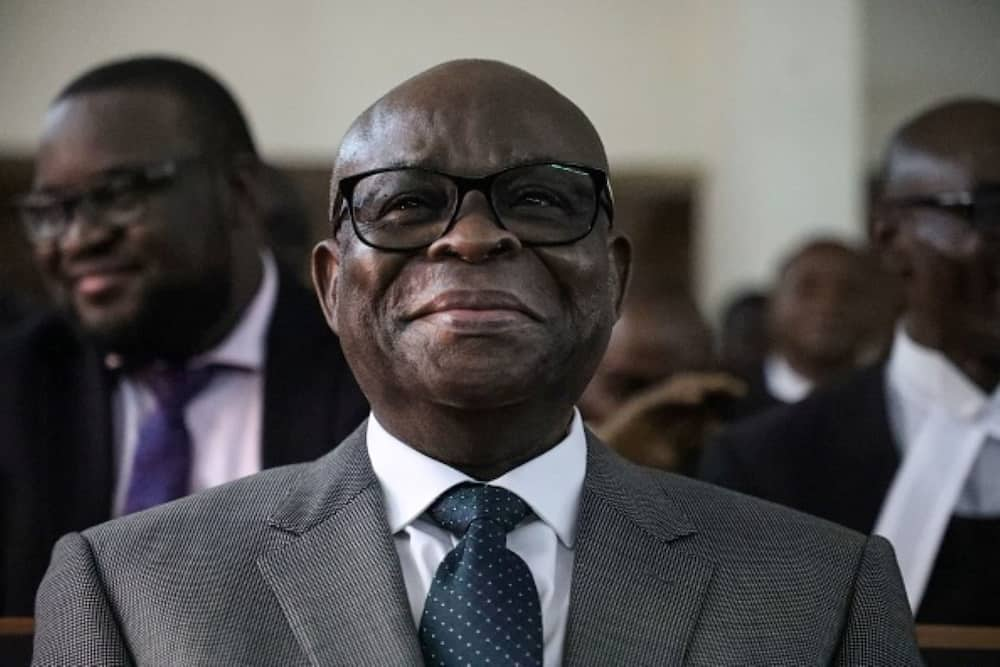 Ex-CJN Onnoghen Opens Up On His trial, Says He Was Not Given Fair Hearing
