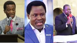TB Joshua, 2 other prominent Nigerian pastors who died in last 2 months and their photos
