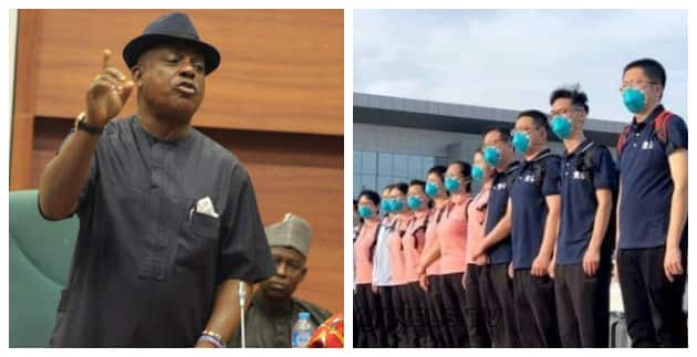 Coronavirus: PDP berates FG over whereabouts of Chinese doctors