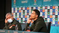 Fans believe Ronaldo's gesture during press conference caused top company $4bn loss but there's more to it (details revealed)
