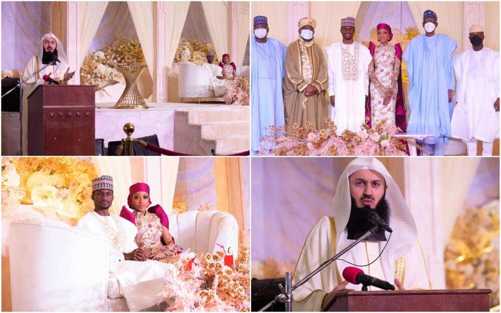 Hotuna: Shugaba Buhari ya gayyaci Mufti Menk domin walima ta musamman