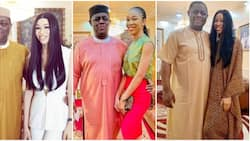 Femi Fani-Kayode finds love again with ex-beauty queen after separation from 4th wife