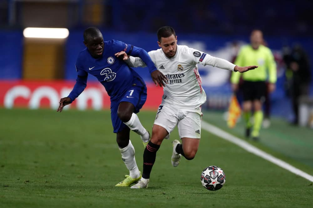 Real Madrid forward apologises for laughing with Chelsea