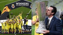 Villarreal manager Unai Emery reveals how Arsenal helped him beat Man United in Europa League final