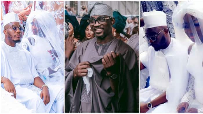 Fuji star Pasuma becomes latest grandad as daughter welcomes first child weeks after talk-of-the-town wedding
