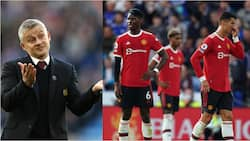 Tension for Solskjaer as angry Paul Pogba speaks after Man Utd conceded 4 goals in loss to Leicester City
