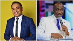 Daddy Freeze reacts after Pastor Ibiyeomie threatened to kill him in trending video