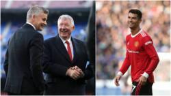 Panic as Cristiano Ronaldo causes rift between Ole Gunnar Solskjaer and Sir Alex Ferguson