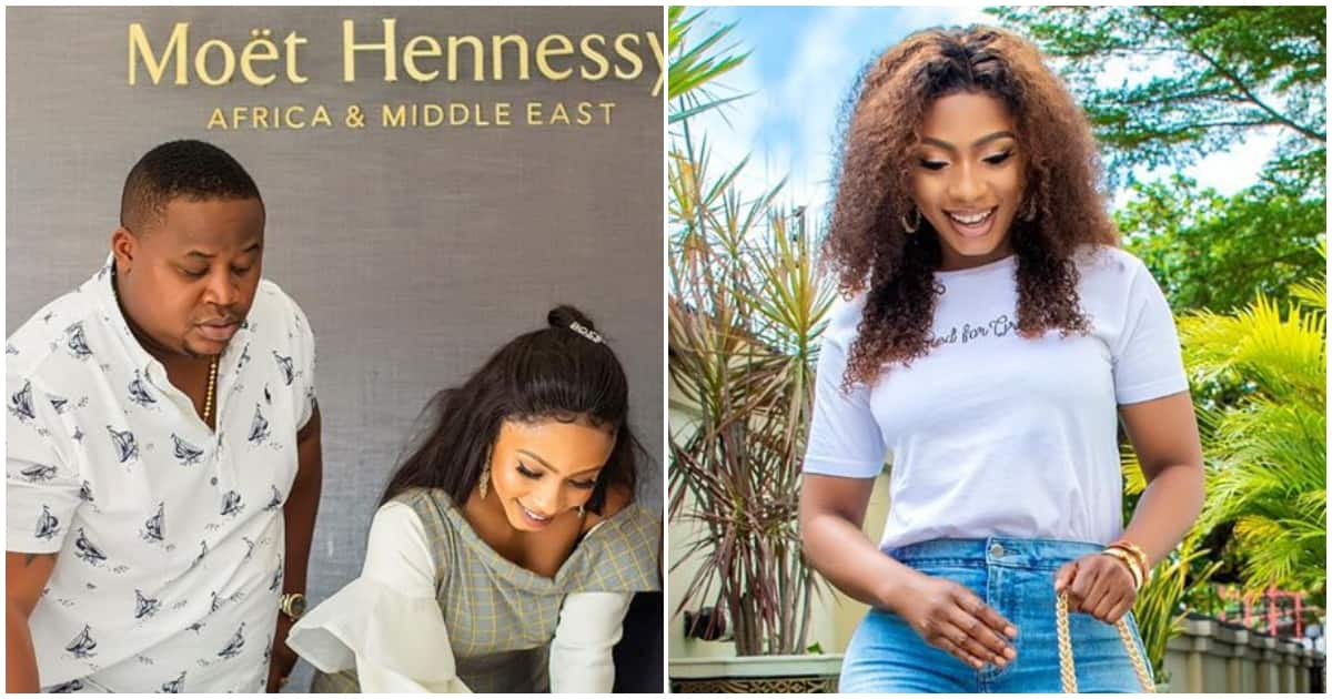 Image result for BBNaija's Mercy deletes Moet Hennessy endorsement photos from her page Read more: https://www.legit.ng/1273683-bbnaijas-mercy-deletes-moet-hennessy-endorsement.html