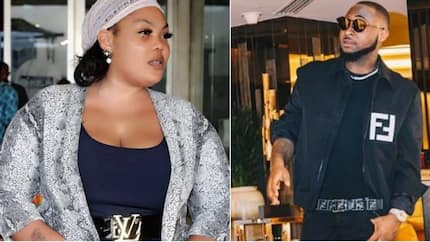 Fela Kuti's daughter Motunrayo reveals why she disapproves of Davido, says he is too proud