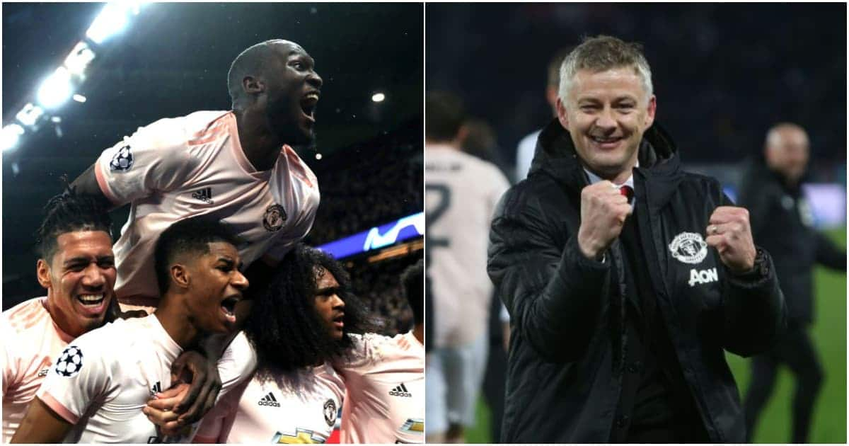 Solskjaer credits Ajax's win over Real Madrid for Man United's comeback vs PSG