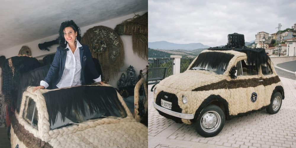 Read the amazingly funny reason this car won a Guinness World Record (photo)
