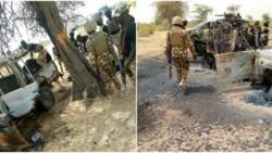 Nigerian Army kills top ISWAP commander, fighters