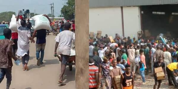 Three women trampled to death as hoodlums loot Abuja warehouse