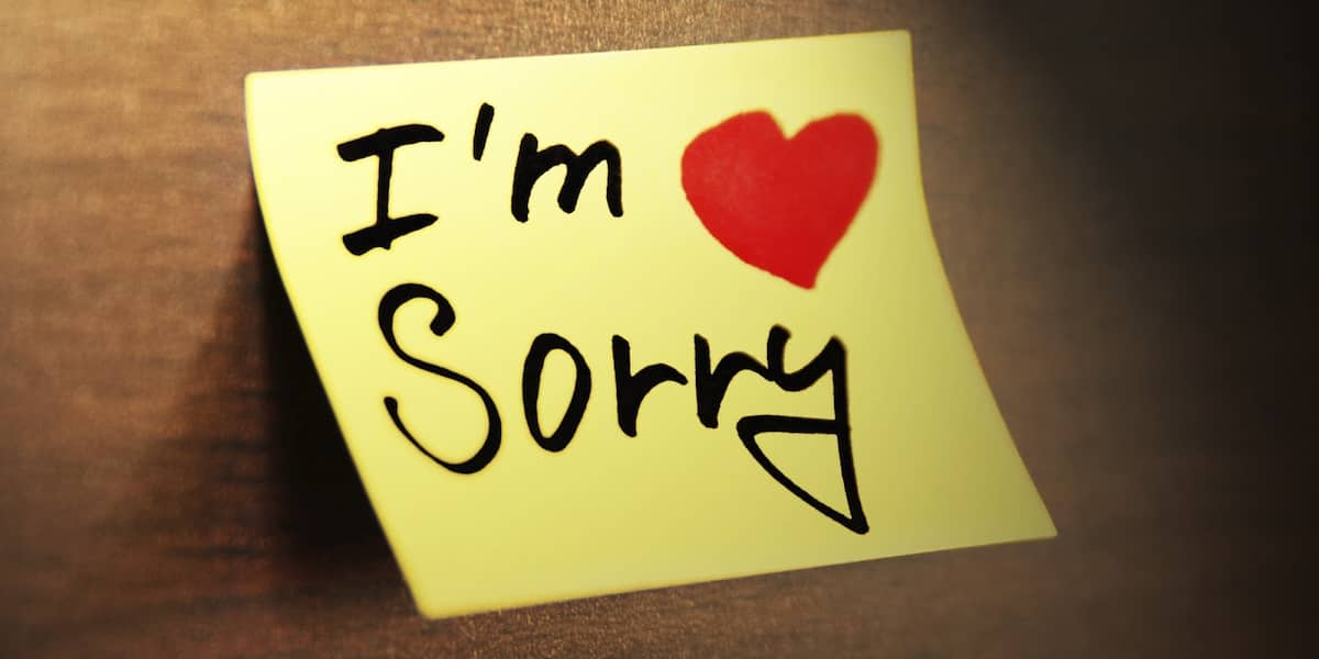 How to apologize for offending someone