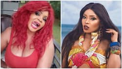Cossy Orjiakor calls out Halima Abubakar for hiding behind troll to ask if she has HIV