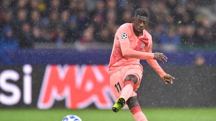 Barcelona star in trouble after missing training again ahead of their next La Liga clash