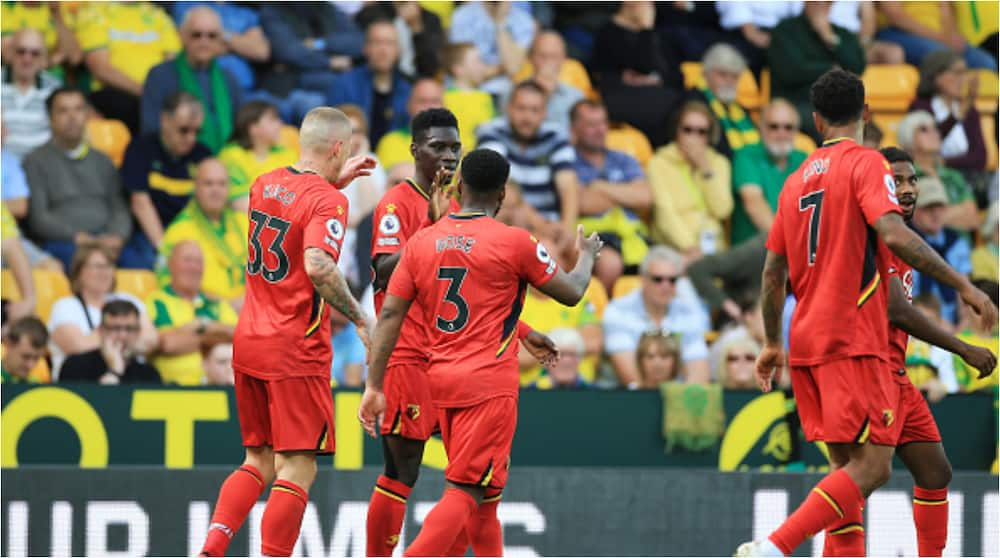 Super Eagles Defender Speaks After Helping His Side to 3–1 Win in the English Premier League