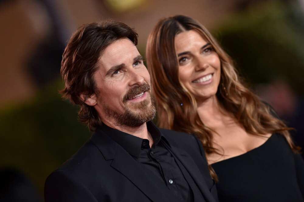 Christian Bale's wife