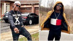 I will not hold a firearm without a licence - Small Doctor speaks on his arrest