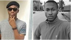 Grieving mother cries out after her son is allegedly murdered by his girlfriend's landlord