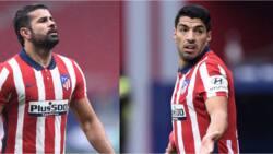 Former Chelsea star call Atletico Madrid striker offensive name after scoring brace against Elche