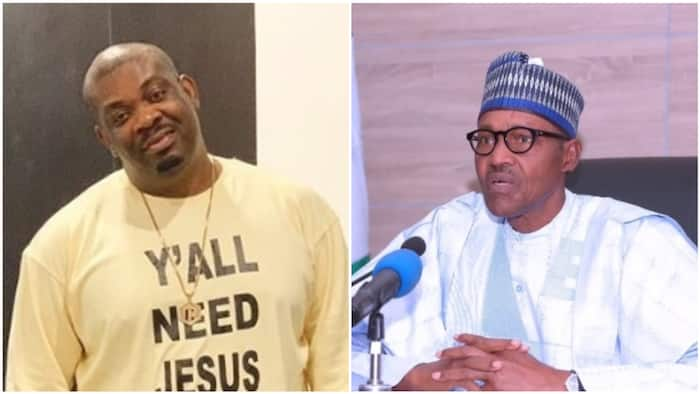 Buhari: Kalaman siyasa sun jefa shahararrun Taurarin Mawaka 2 a hannun DSS