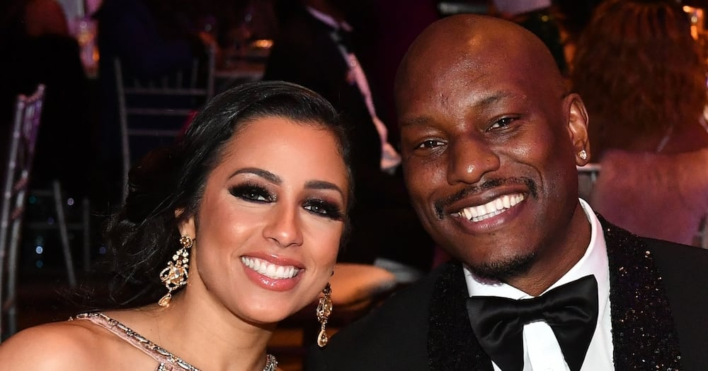 Singer Tyrese Gibson, wife Samantha separate after 4 years of marriage