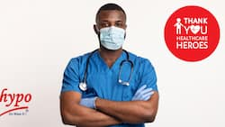 Nigerian health workers recognised as heroes after Hypo and Legit.ng special project