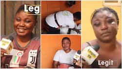 Libya returnee who cried out for help weeks ago gets over N500k donation from Nigerians, she reacts in video