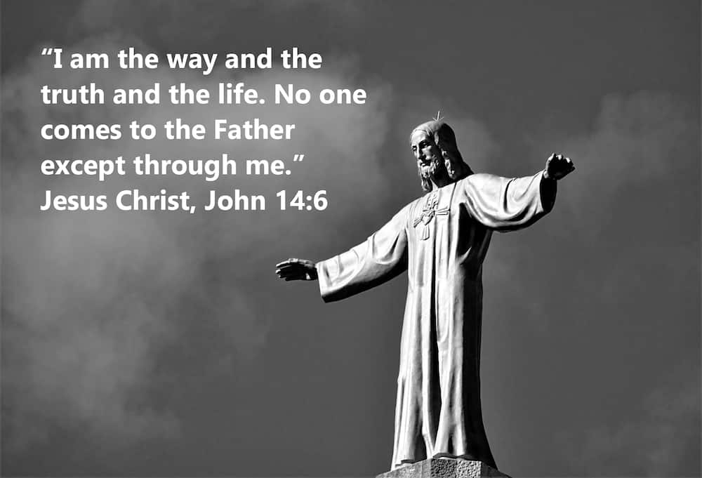 4 inspirational Jesus quotes about faith, love and life ▷ Legit.ng