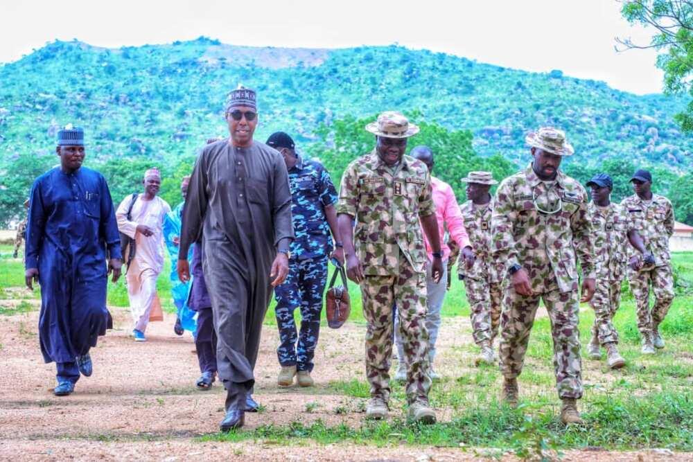 Governor Zulum: What I Will Do Regarding Ongoing Surrender of Boko Haram Terrorists in Borno