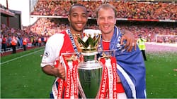 After naming Taribo West as most difficult opponent, Arsenal legend Thierry Henry names his best teammate