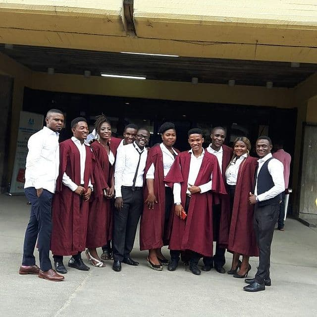 University cut off mark