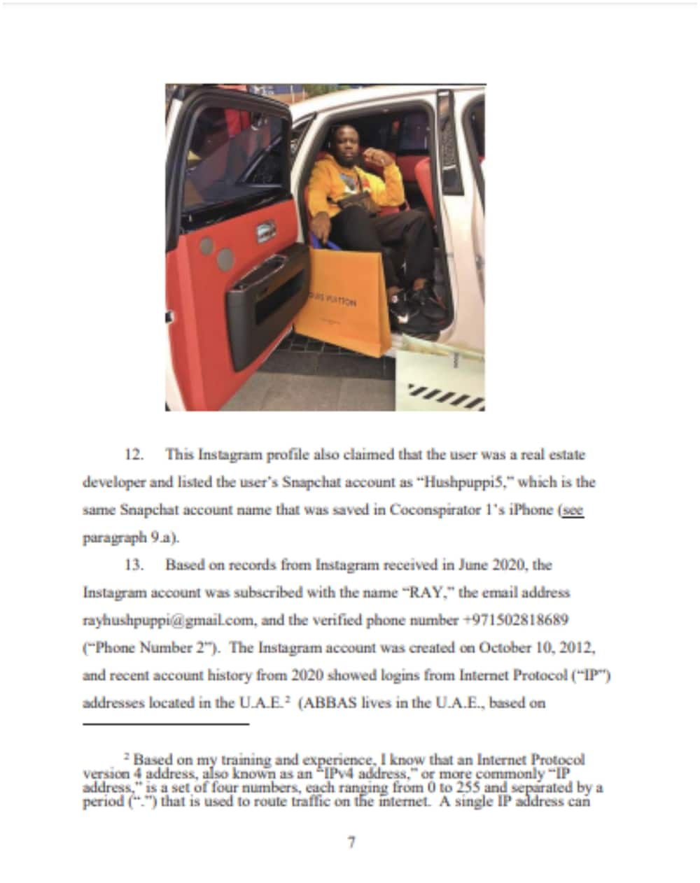 Read full charge sheet of Hushpuppi's crimes as he goes to court in the US