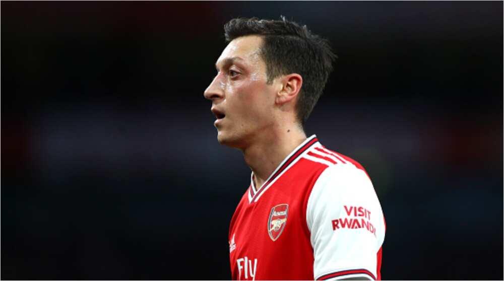 Mesut Ozil: Arsenal squad split over imminent recall of German outcast