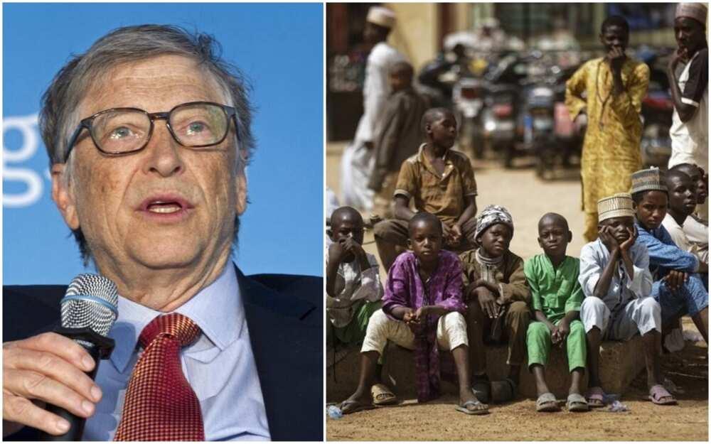Bill Gates: Abinda Najeriya za ta yi don tsamu 'yan kasarta daga talauci