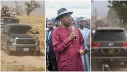 Updated: Borno govt says Governor Zulum's convoy was not involved in fatal accident that killed 2 people