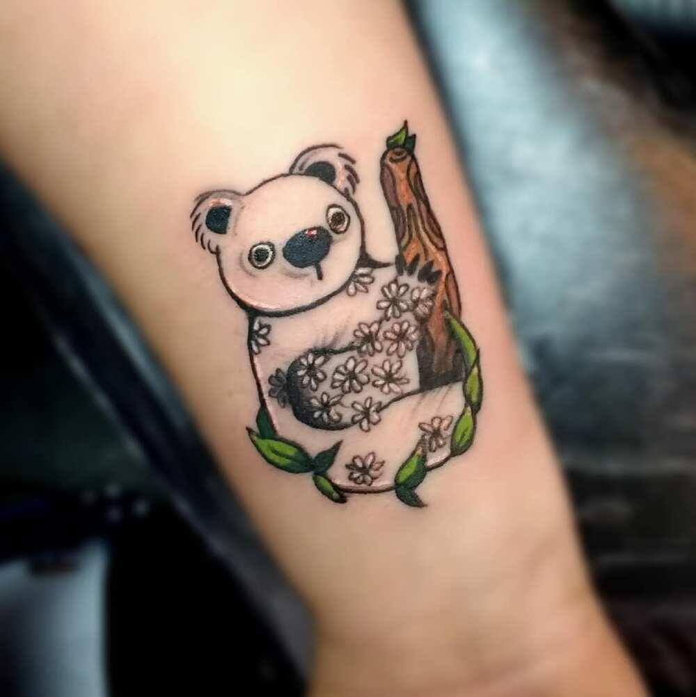 tattoo on wrist