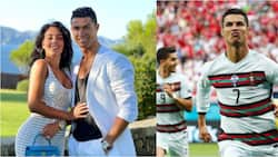 Cristiano Ronaldo gets extremely emotional as he shares picture of his beautiful queen