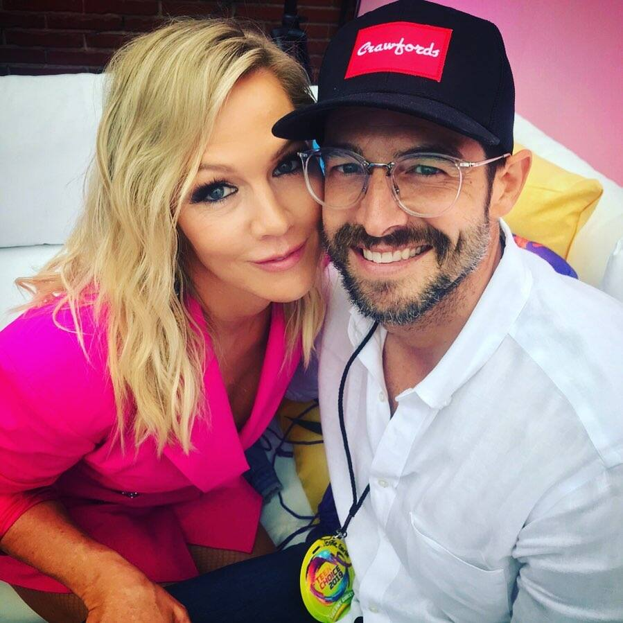 Jennie Garth husband