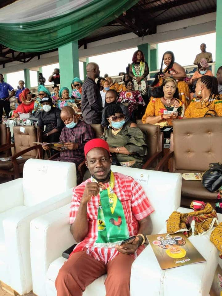 Soludo at a grand event