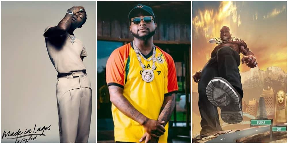 Fans beg Davido to drop album after Wizkid and Burna Boy dropped theirs