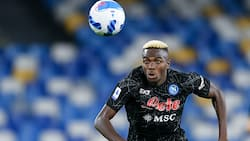 Victor Osimhen equals stunning record at Napoli after wonder goal in Europa League battle