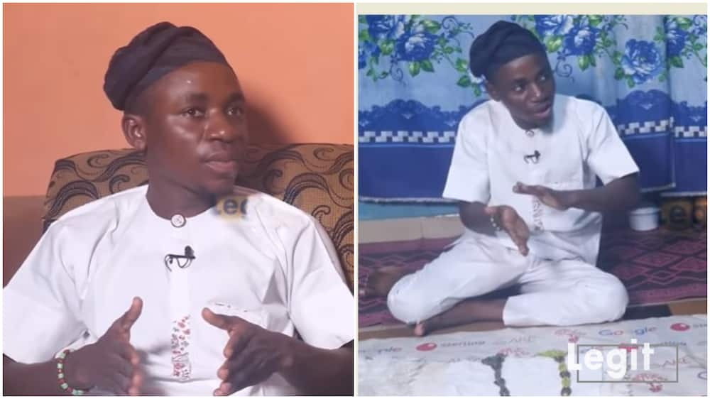 There is nothing like Money Ritual, but you can Use Soap and Become Rich: Nigerian herbalist Reveals in Video