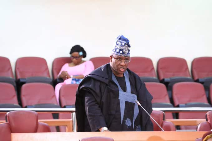 Lagos House of Assembly member, Tunde Buraimoh, dies