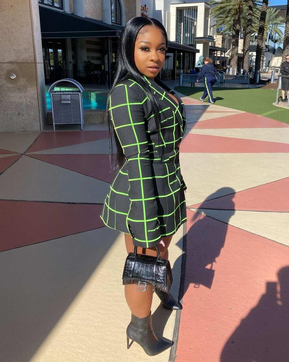 Lil Wayne daughter